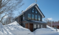 Moiwa Chalet Building Area in Snow | Hirafu, Niseko | Ministry of Chalets