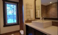 Mojos Bathroom with Mirror | Hirafu, Niseko | Ministry of Chalets
