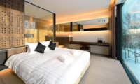 Mukashi Mukashi Master Bedroom | Hirafu, NIseko | Ministry of Chalets