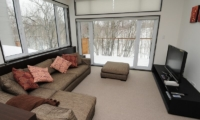 Neyuki Living Room | Middle Hirafu Village, Niseko | Ministry of Chalets