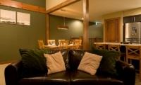 Niseko Creekside Seating | Hirafu, Niseko | Ministry of Chalets