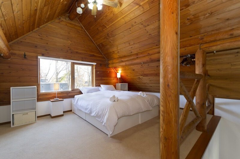Nupuri Cottage Bedroom | Lower Hirafu Village, Niseko | Ministry of Chalets