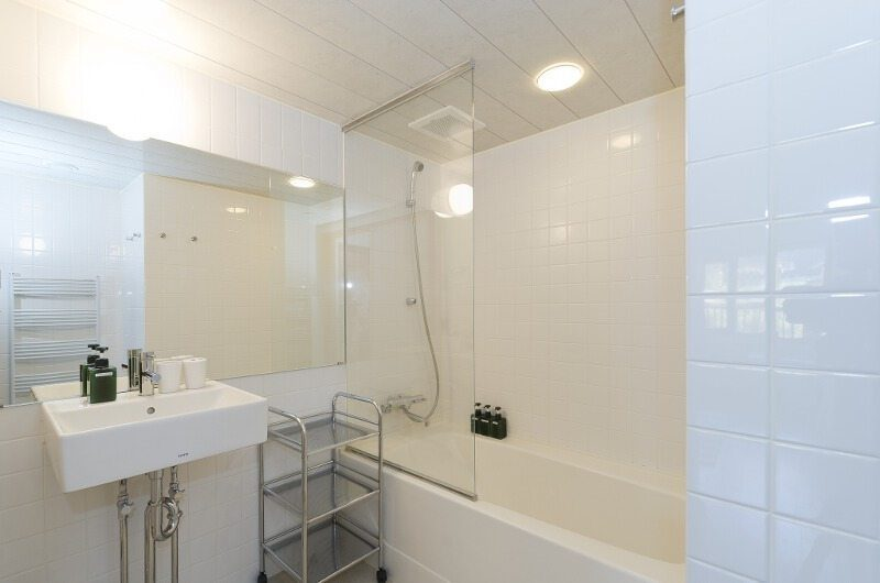 Nupuri Cottage Bathroom | Lower Hirafu Village, Niseko | Ministry of Chalets
