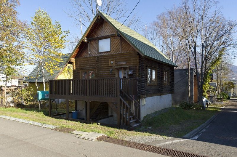 Nupuri Cottage Exterior | Lower Hirafu Village, Niseko | Ministry of Chalets