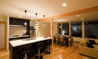 Oak Ridge Kitchen | Hirafu Izumikyo 2, Niseko | Ministry of Chalets