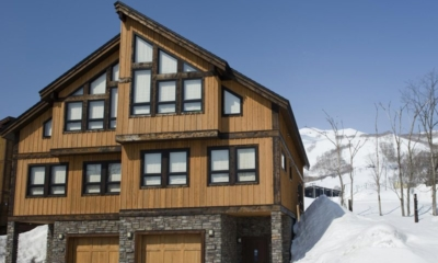 Old Man Creek Outdoor View | Hirafu Izumikyo 1, Niseko | Ministry of Chalets