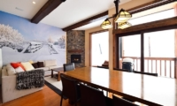 Old Man Creek Living And Dining Area | Hirafu Izumikyo 1, Niseko | Ministry of Chalets