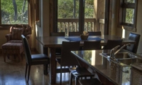Old Man Creek Dining Area | Hirafu Izumikyo 1, Niseko | Ministry of Chalets