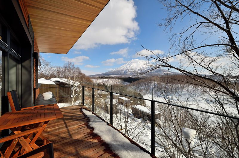 Panorama Balcony   Lower Hirafu Village, Niseko   Ministry of Chalets