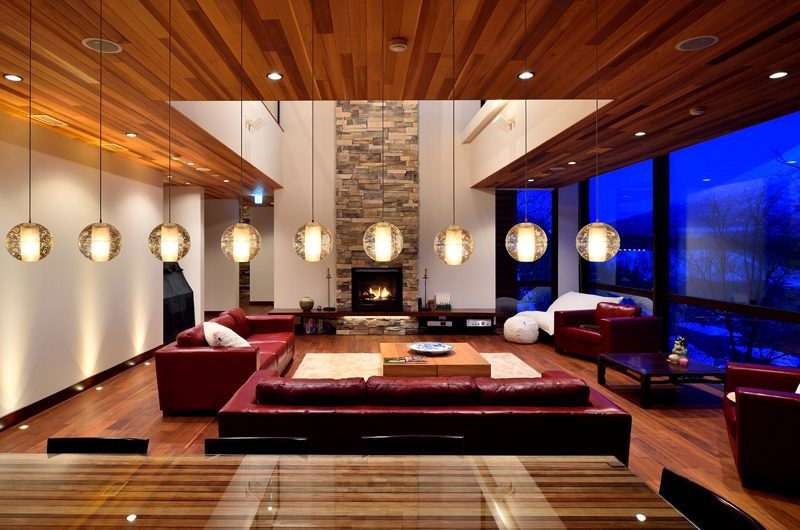 Panorama Living Area | Lower Hirafu Village, Niseko | Ministry of Chalets