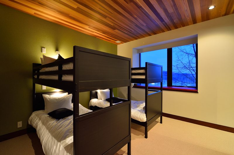 Panorama Bunk Beds | Lower Hirafu Village, Niseko | Ministry of Chalets