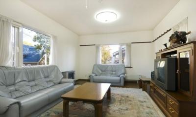 Powderhound Lodge Living Room | Upper Hirafu Village, Niseko | Ministry of Chalets