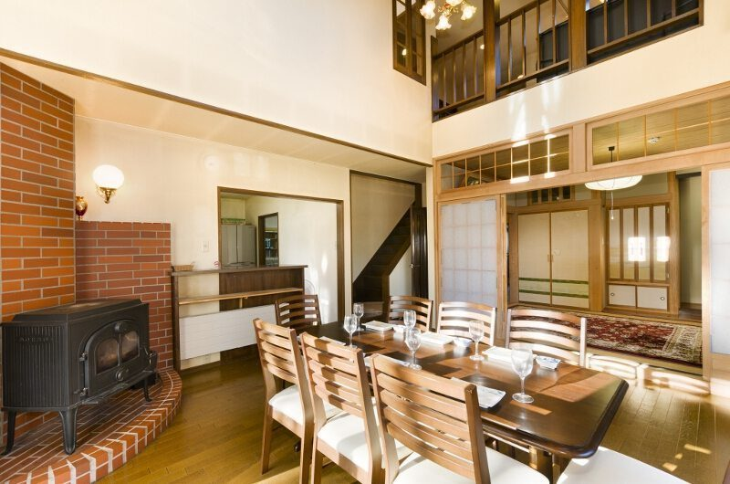 Powderhound Lodge Dining Area | Upper Hirafu Village, Niseko | Ministry of Chalets