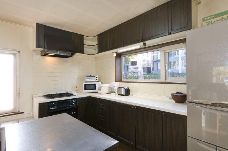 Powderhound Lodge Kitchen   Upper Hirafu Village, Niseko   Ministry of Chalets