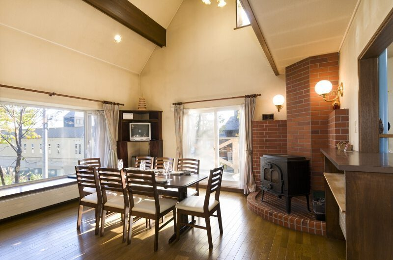 Powderhound Lodge Dining Room | Upper Hirafu Village, Niseko | Ministry of Chalets