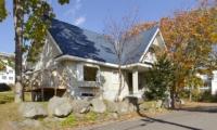 Powderhound Lodge Exterior   Upper Hirafu Village, Niseko   Ministry of Chalets