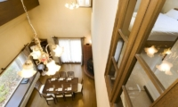 Powderhound Lodge Dining Room View | Upper Hirafu Village, Niseko | Ministry of Chalets