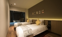 Setsu-in Twin Bedroom with View | Hanazono, Niseko | Ministry of Chalets