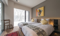 Setsu-in Twin Bedroom | Hanazono, Niseko | Ministry of Chalets