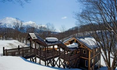 Shin Shin Outdoors | Hirafu Village, Niseko | Ministry of Chalets
