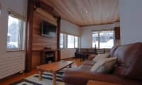 Shirayuki Lodge Living Room | Hirafu, Niseko | Ministry of Chalets