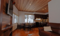Shirayuki Lodge Dining and Living Area | Hirafu, Niseko | Ministry of Chalets