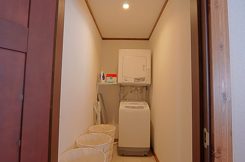 Shirayuki Lodge Laundry Area | Hirafu, Niseko | Ministry of Chalets
