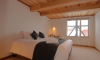 Shirayuki Lodge Bedroom with Study Table | Hirafu, Niseko | Ministry of Chalets