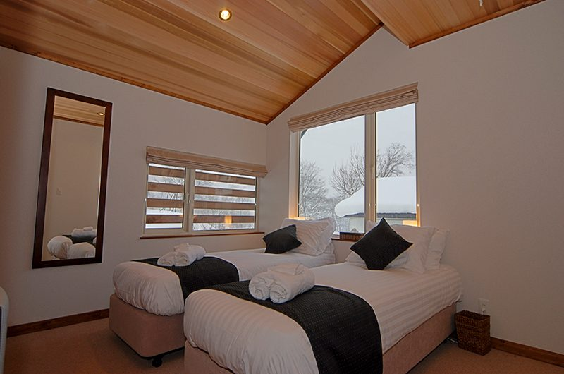 Shirayuki Lodge Twin Bedroom | Hirafu, Niseko | Ministry of Chalets