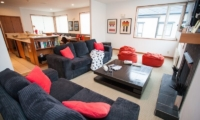 Shirokuma Chalets Living Room | Middle Hirafu Village, Niseko | Ministry of Chalets