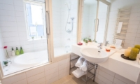 Shirokuma Chalets Bathroom | Middle Hirafu Village, Niseko | Ministry of Chalets