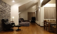 Shungyo Living Room | Hirafu Izumikyo 1, Niseko | Ministry of Chalets