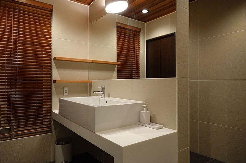 Shungyo Bathroom | Hirafu Izumikyo 1, Niseko | Ministry of Chalets