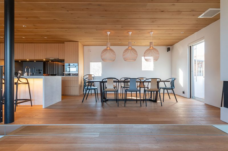 Silver Dream Dining Area | Hirafu, Niseko | Ministry of Chalets
