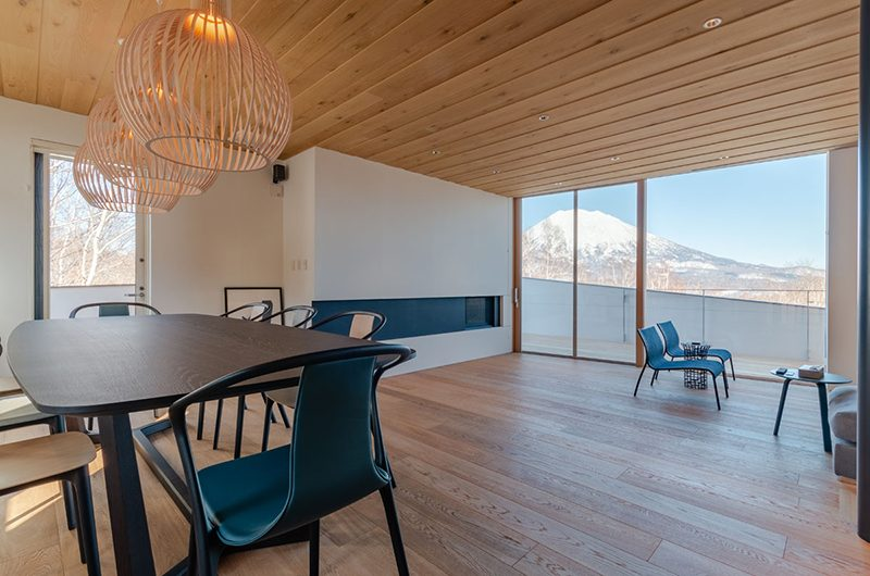 Silver Dream Dining Table | Hirafu, Niseko | Ministry of Chalets