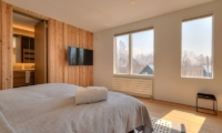 Silver Dream Bedroom with TV | Hirafu, Niseko | Ministry of Chalets
