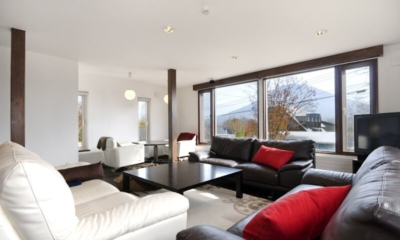 Sugarpot Living Room | Lower Hirafu Village, Niseko | Ministry of Chalets