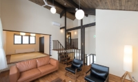 Tahoe Lodge Indoor Lounge | Hirafu, Niseko | Ministry of Chalets