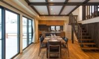 Tahoe Lodge Dining Area | Hirafu, Niseko | Ministry of Chalets
