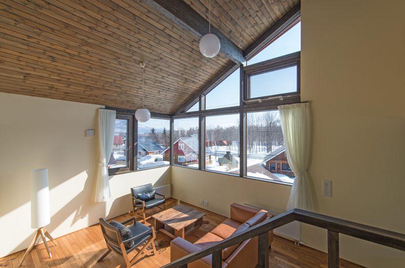 Tahoe Lodge Living Pavilion | Hirafu, Niseko | Ministry of Chalets