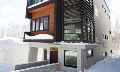 Tamo Outdoor View | Hirafu, Niseko | Ministry of Chalets