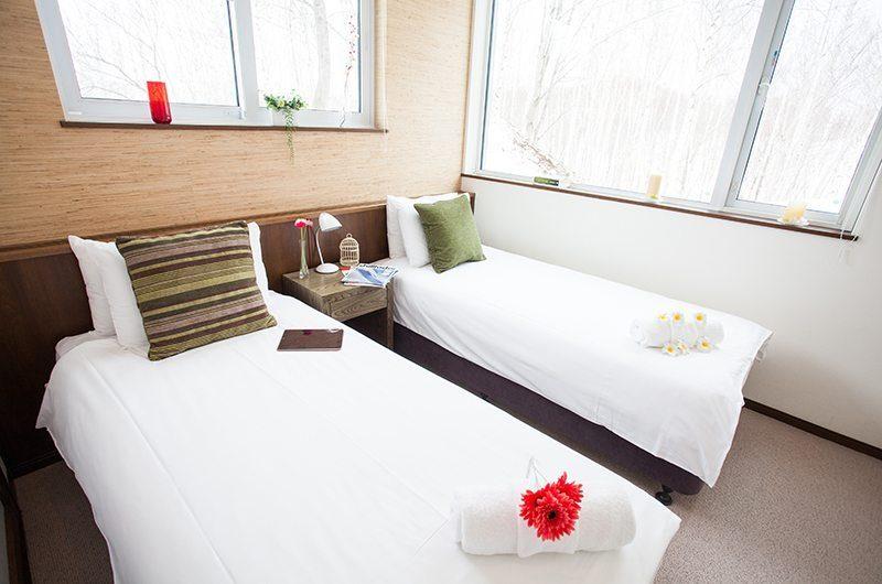Tamo Twin Room | Hirafu, Niseko | Ministry of Chalets