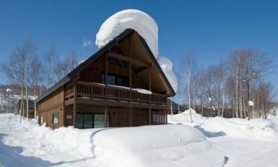 The Chalets At Country Resort Exterior | Hirafu, Niseko | Ministry of Chalets