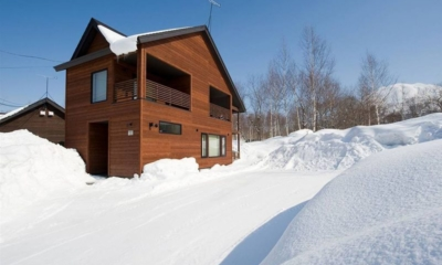 The Chalets At Country Resort Outdoor View | Hirafu, Niseko | Ministry of Chalets