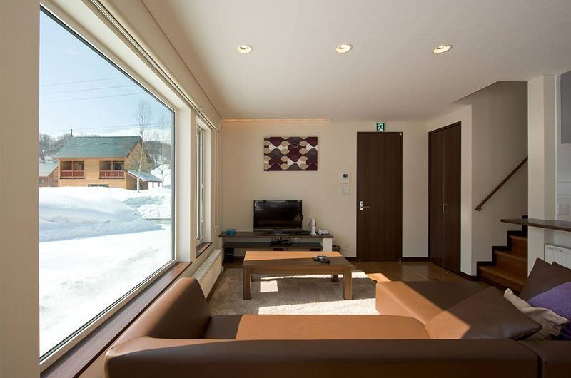 The Chalets At Country Resort Lounge Area | Hirafu, Niseko | Ministry of Chalets