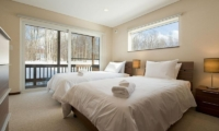 The Chalets At Country Resort Twin Bedroom | Hirafu, Niseko | Ministry of Chalets