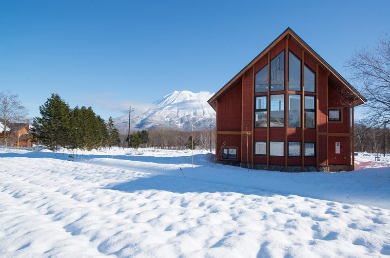 The Orchards Niseko Akagashi Outdoor View | St Moritz, Niseko | Ministry of Chalets