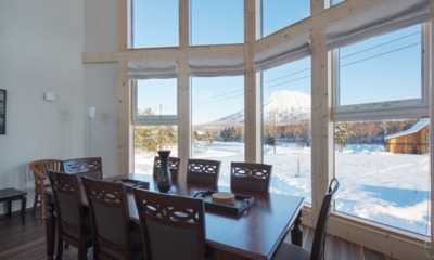 The Orchards Niseko Akagashi Dining Area | St Moritz, Niseko | Ministry of Chalets