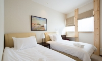 The Orchards Niseko Akagashi Twin Bedroom with View | St Moritz, Niseko | Ministry of Chalets