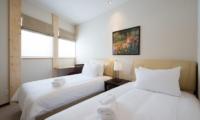 The Orchards Niseko Akagashi Twin Bedroom | St Moritz, Niseko | Ministry of Chalets